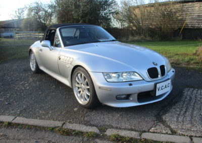 1999 BMW Z3 2.8 Roadster Auto 37000 Miles SOLD