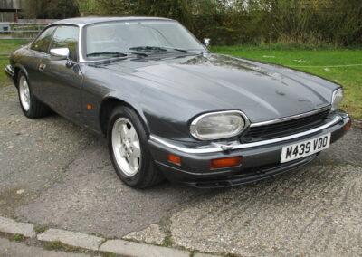 1994 Jaguar XJS 4.0 Coupe Auto 60000 miles £9000…Stunning Car