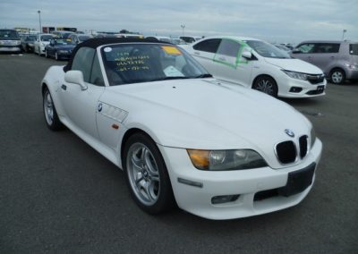 2001 BMW Z3 2.2 Roadster Auto 36000 Miles SOLD