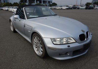 1999 BMW Z3 2.8 Roadster Auto 37000 Miles £5950.