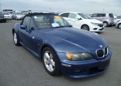 2001 BMW Z3 2.2 Roadster Auto 50000 Miles £5250