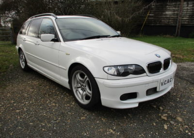 2004 BMW 325 M Sport Touring Auto 62000 Miles SOLD