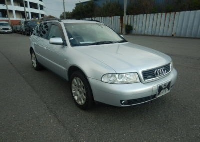 2000 Audi A4 Avant 2.4 Quattro Auto Only 27000 Miles from New Grade 4 car £4850
