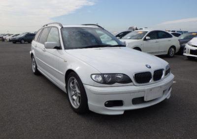 2004 BMW 325 M Sport Touring Auto 62000 Miles £5000