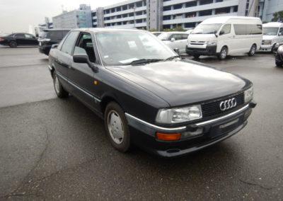 1990 Audi 90 2.3E Saloon Automatic.  Very rare indeed £4850
