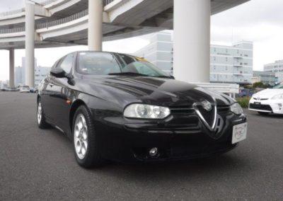 2002 Alfa Romeo 156 Sportwagon 2.5 V6 Lusso Automatic. 44000 Miles from New £5250