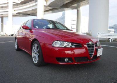 2004 Alfa Romeo 156 Sportwagon 2.5V6 Lusso Auto Facelift. Top Condition Car. £5250