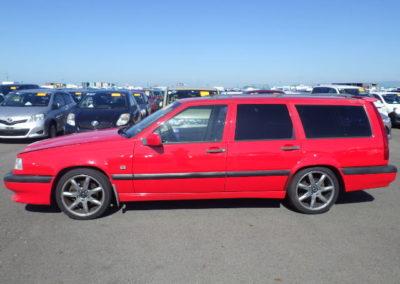 1996 Volvo 850R Estate Auto