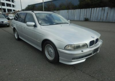 2000 BMW 528 Touring Highline Auto 46000 Miles Grade 4B £5650