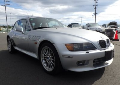 1999 BMW Z3 2.8 Coupe Auto LHD Top condition car done 75000 miles £10000