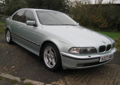 1999 BMW 540 V8 Sport Auto  70000 miles £3750 UK car Big Spec