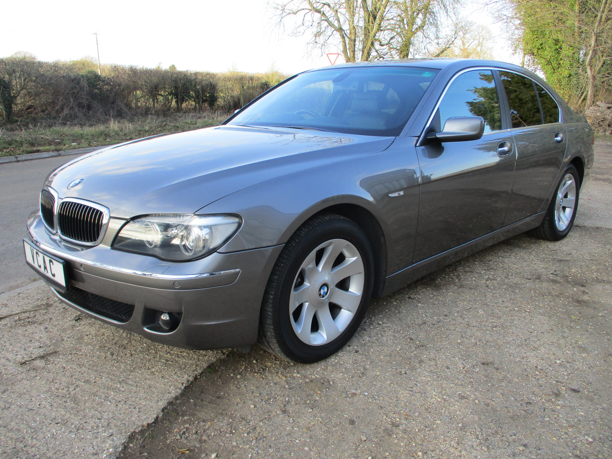2006 Bmw 740 Comfort Pack 35000 Miles From New Top Graded Car Sold