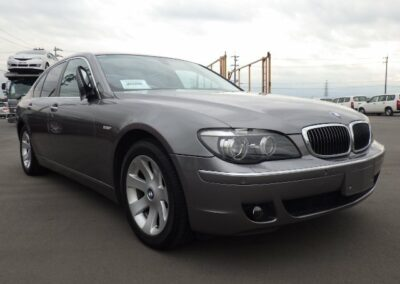 2006 BMW 740 Comfort Pack 35000 Miles from new Top Graded Car  £7850