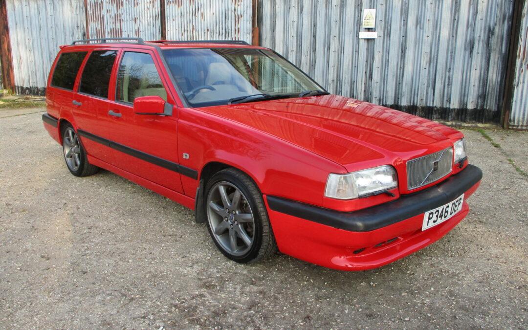 1996 Volvo 850R Estate Auto 75000 miles  DEPOSIT TAKEN
