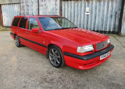 1996 Volvo 850R Estate Auto 75000 miles  SOLD