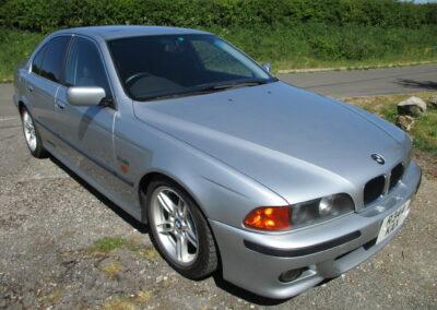 1998 BMW E39 523 to Sport Spec Auto 25000 miles Top Graded car £5000
