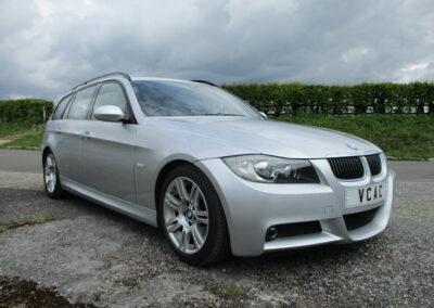 2005 BMW E91 325 M Sport Touring Auto 45000 miles DEPOSIT TAKEN