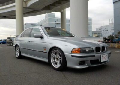 1998 BMW E39 523 to  Sport Spec Auto 25000 miles Top Graded car £5450