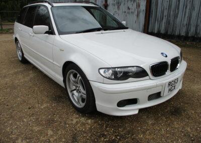 2004 BMW 325 M Sport Touring Auto 62000 Miles SOLD