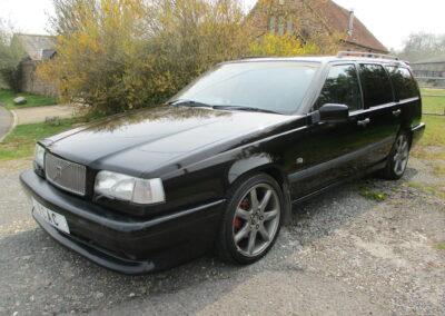 1996 Volvo 850r Estate Auto 54000 miles SOLD