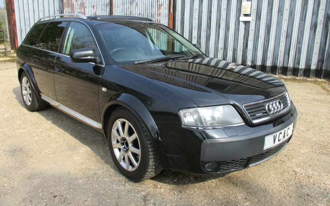2004 Audi A6 Allroad 4.2 V8 Auto 53000 miles £6000 DEPOSIT TAKEN
