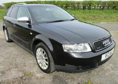 2003 Audi 1.8T Quattro Avant Auto 50000 miles in top Condition. £4850  DEPOSIT TAKEN