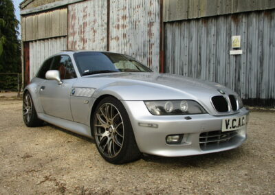 1999 BMW Z3 Coupe 2.8 Auto £10500