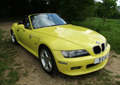2000 BMW Z3 2.0 Roadster Automatic 35000 miles from new £5350