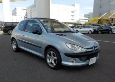 2000 Peugeot 206 GTI S16 10000 miles from new £4250