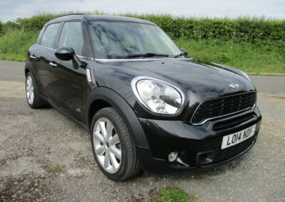 2014 Mini Countryman Cooper S All4 Manual £10850
