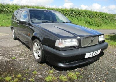 1996 Volvo 850r Estate Auto 66700 miles SOLD