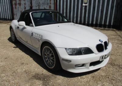 2002 BMW Z3 2.2 Roadster Auto SOLD