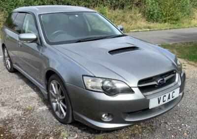 2005 Subaru Legacy 2.0GT B Spec Auto 45000 Miles SOLD
