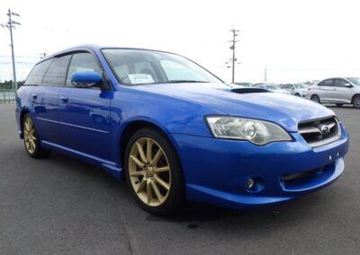 2004 Subaru Legacy 2.0GT Spec B WR limited edition Auto 40000 miles £7500