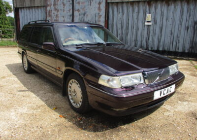 1996 Volvo 960 3.0ltr CD estate Automatic SOLD