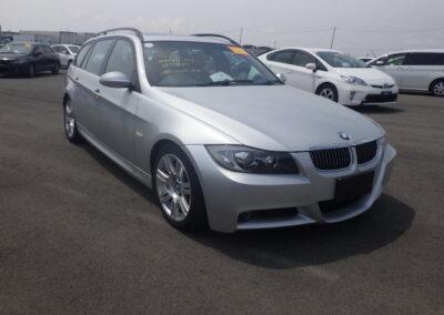 2006 BMW 325 M Sport Touring Auto. 54000 Miles £6000