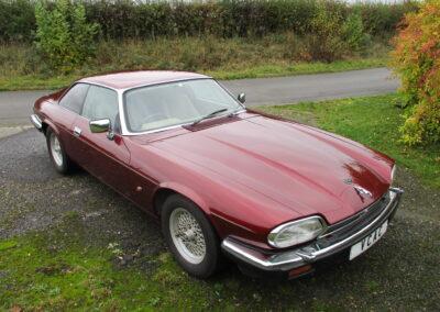 1993 Jaguar XJS 4.0 Coupe Automatic 54500 miles £9500