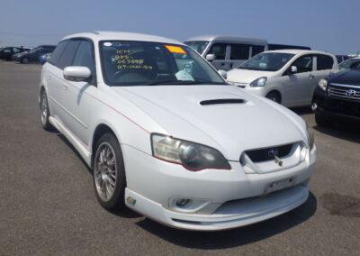 2005 Subaru Legacy BP5 GT Estate. 260BHP 47500 Miles £5950