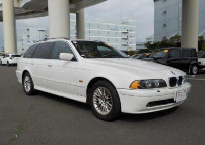 2003 BMW 530 Touring Auto 48800 miles £6000