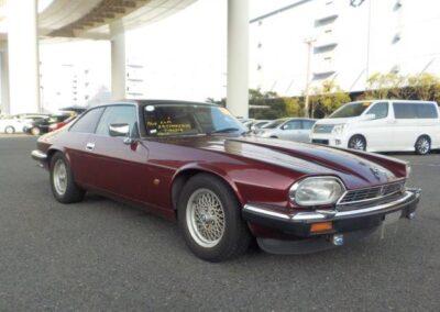 1993 Jaguar XJS 4.0 Coupe Automatic 54500 miles £10000