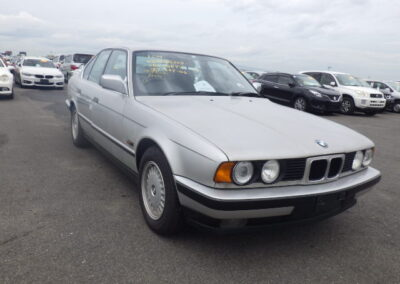 1991 BMW 520 SE Saloon Auto. 26000 miles £6000