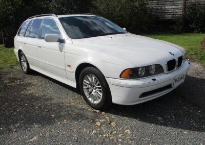 2003 BMW 530 Touring Auto 48800 miles £5250