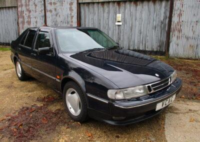 1997 Saab 9000 2.3 Turbo Automatic. 39000 miles £5500