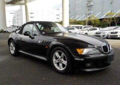2002 BMW Z3 2.2 Roadster. 26000 Miles. SOLD