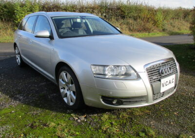 2007 Audi A6 Quattro 4.2 V8 Avant. 39500 miles SOLD