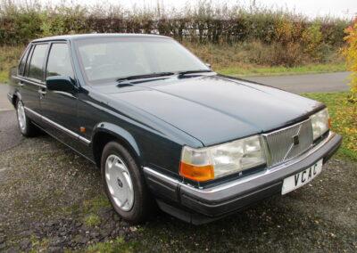 1991 Volvo 960 3.0 ltr Saloon Auto 41500 miles £5500
