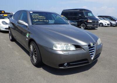 2004 Alfa Romeo 166 3.0V6 Auto. 56500 Miles from new.£4850