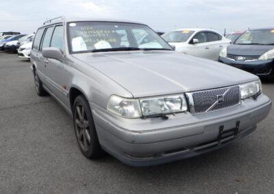 1997 Volvo 960 Estate 3.0 V6 Auto. 49000 miles SOLD