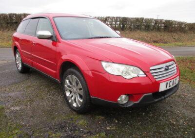 2008 Subaru Outback 2.5 Urban Estate Automatic. 63000 Miles. £6250 £265 RFL
