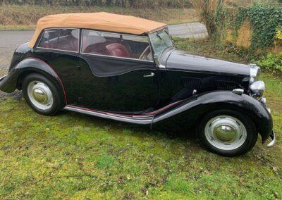 1950 MG YT Tourer. Fully Restored Car £29950